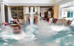 Оценка ущерба после залива, затопления в Нижнем Новгороде